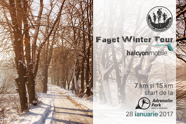 Faget Winter Tour 28 ianuarie 2017