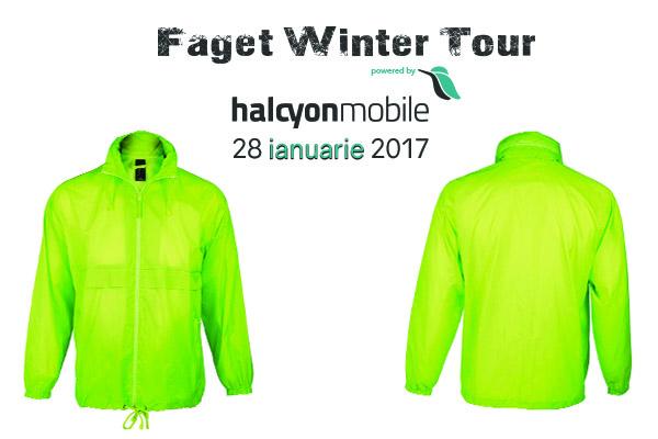 Jacheta Faget Winter Tour 28 ianuarie 2017