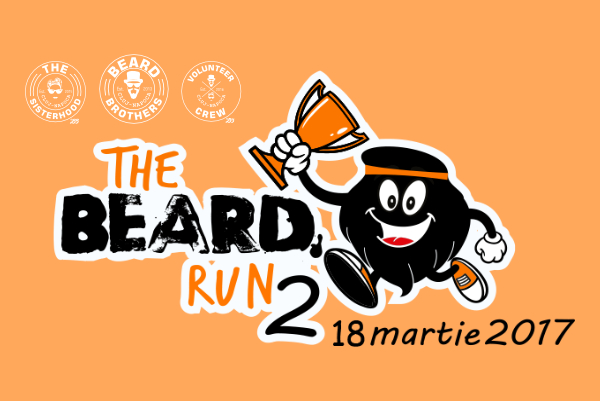 Crosul Treptelor - The Beard Run 2