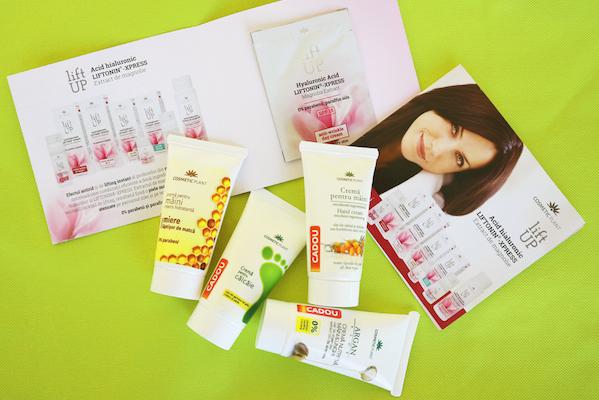 Răsfață-ți pielea cu cremele Cosmetic Plant!