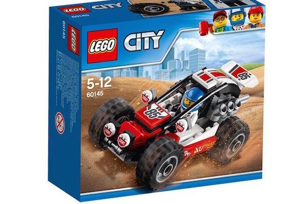 Lego City Crosul Hoia Fortech Cluj
