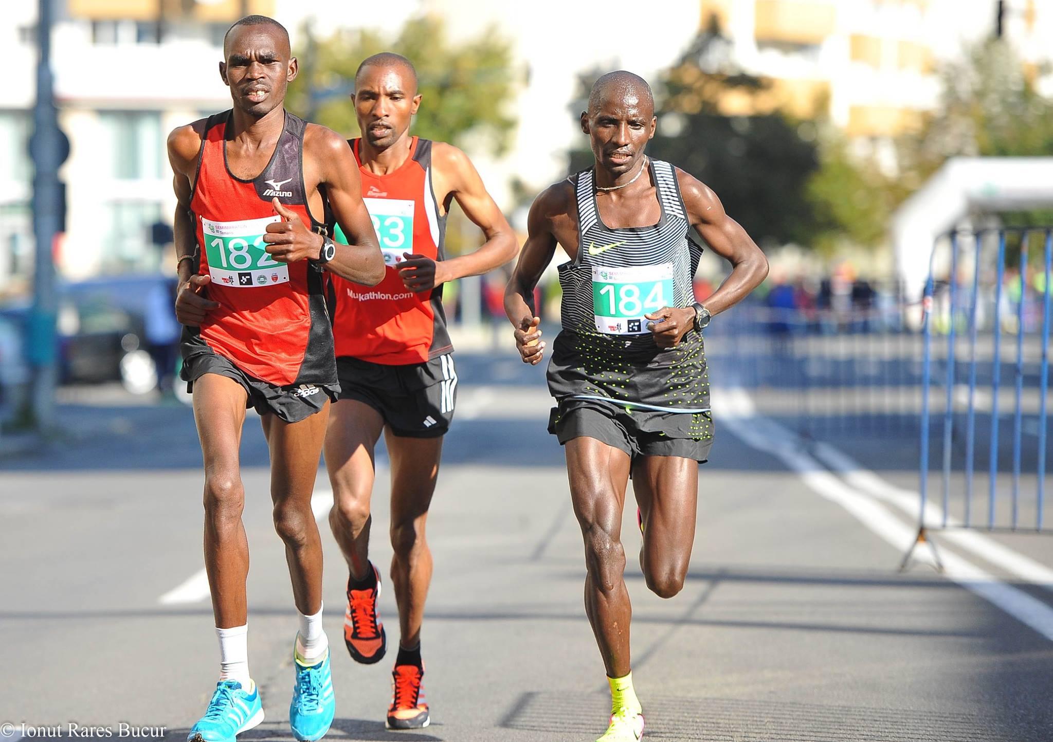 Atleti de top la Semimaraton Zalau TenarisSilcotub