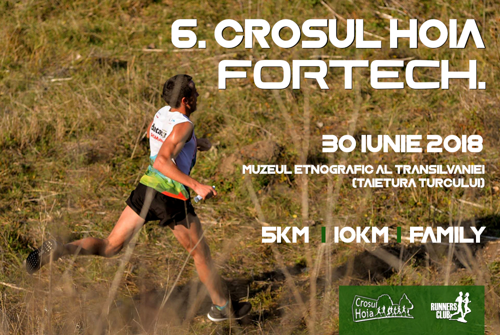 Crosul Hoia - Runners Club