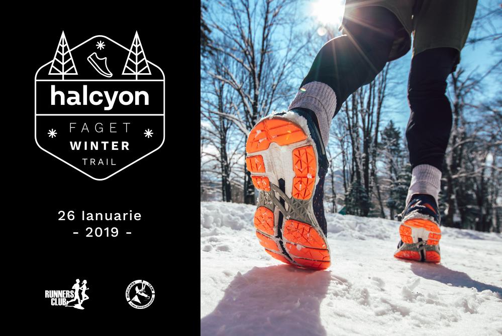 Halcyon Făget Winter Trail în circuitul Winter Run