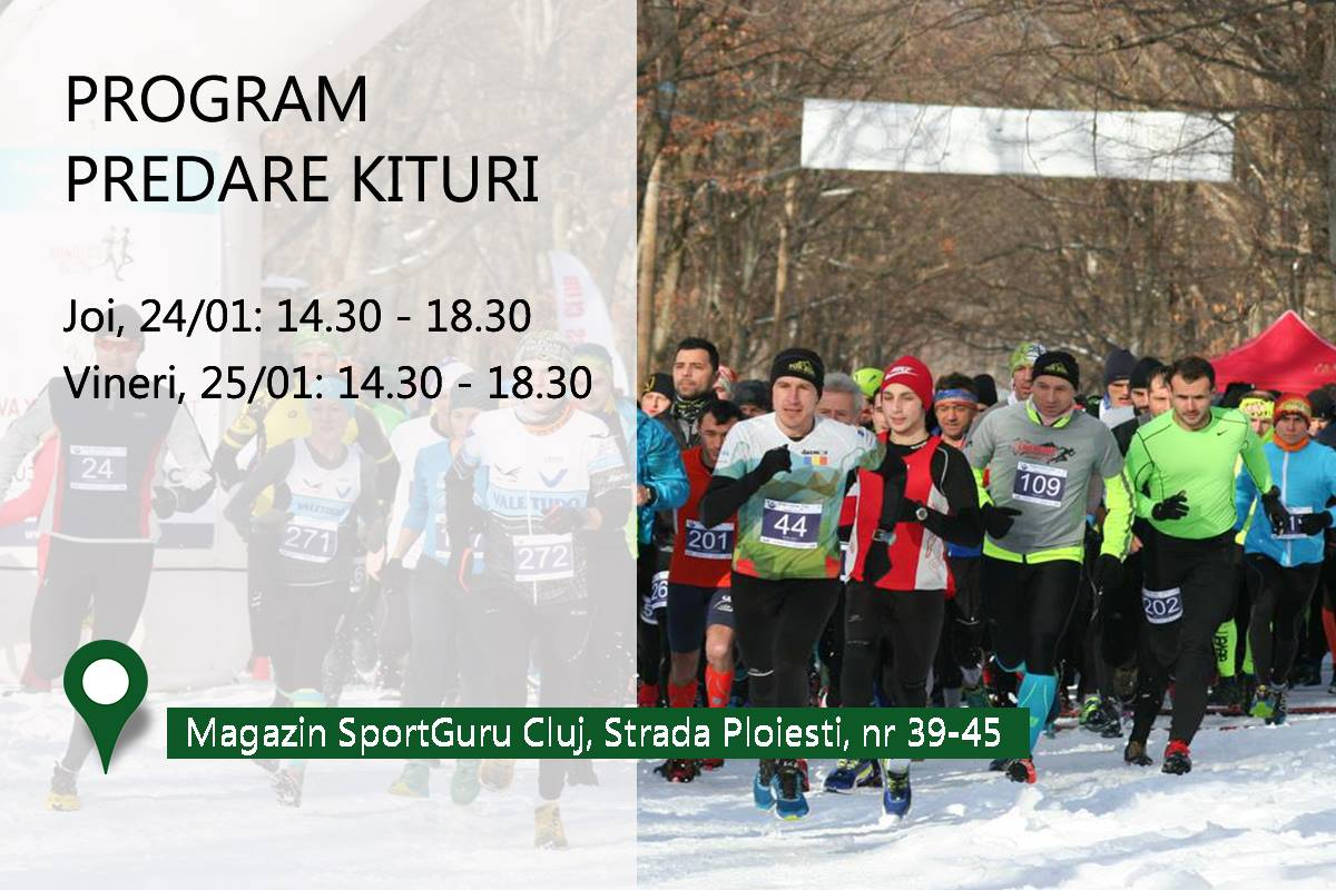 Program & Premii Halcyon Făget Winter Trail