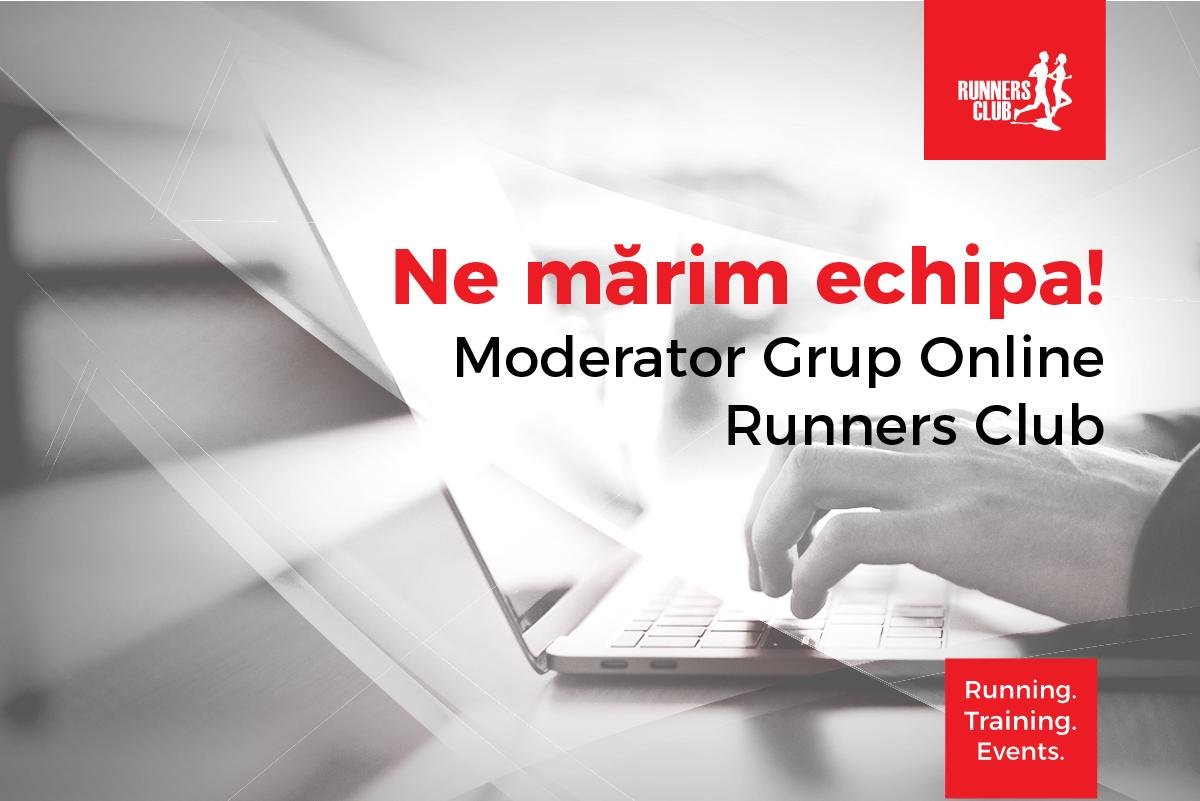 Moderator Grup Online Runners Club