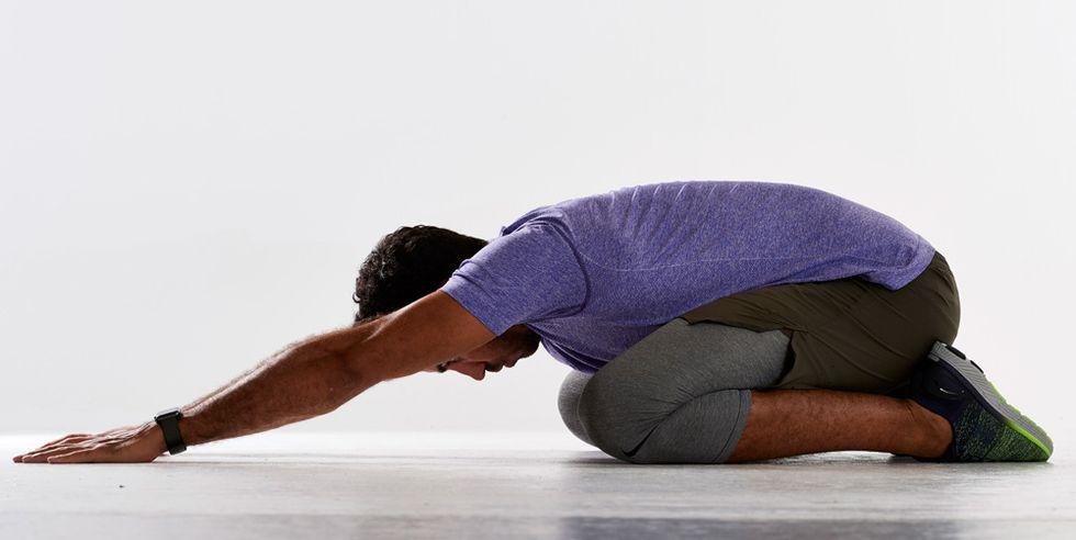Cele mai bune 5 exerciții de stretching după alergare